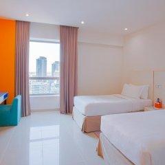 Ramada Hotel & Suites by Wyndham JBR 4* Апартаменты с 2 отдельными кроватями фото 12