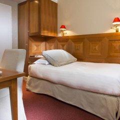 Отель Hôtel Le Regent Paris 3* Стандартный номер с различными типами кроватей фото 2