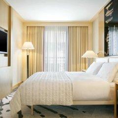 Отель Le Méridien München 5* Улучшенный номер двуспальная кровать фото 2