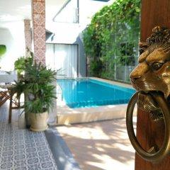 Отель The Umbrella House бассейн фото 2