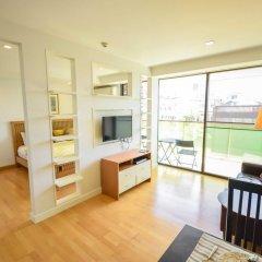 Отель Rocco Huahin Condominium Апартаменты с различными типами кроватей фото 17