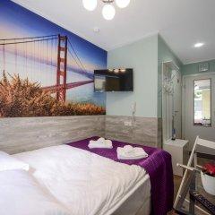 Гостиница АРТ Авеню Стандартный номер двухъярусная кровать фото 10