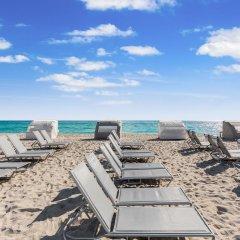 Отель Shelborne South Beach пляж фото 2