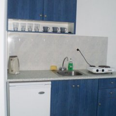 Отель Roula Villa 2* Стандартный номер с различными типами кроватей фото 10