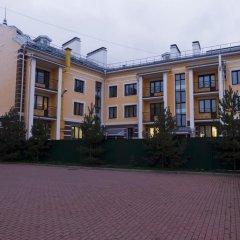 Гостиница Я-Отель парковка