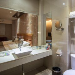 Guanglian Business Hotel Zhongshan Xingbao Branch ванная