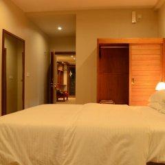 Отель Maakanaa Lodge 3* Номер Делюкс с различными типами кроватей фото 21