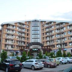 Апартаменты Persey Flora Apartments парковка