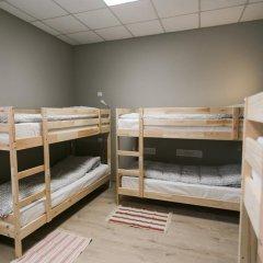 Brusnika Hostel Кровать в общем номере с двухъярусной кроватью фото 7