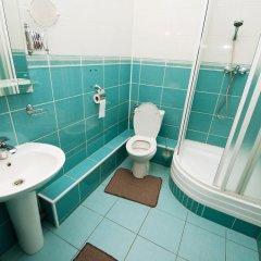 Гостиница Atrium ванная фото 2