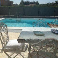 Отель Villetta San Leone Италия, Агридженто - отзывы, цены и фото номеров - забронировать отель Villetta San Leone онлайн бассейн фото 3