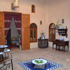 Отель Riad Sakina Марокко, Рабат - отзывы, цены и фото номеров - забронировать отель Riad Sakina онлайн интерьер отеля фото 3
