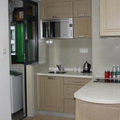 Апартаменты She & He Service Apartment - Huifeng Стандартный номер с различными типами кроватей фото 9