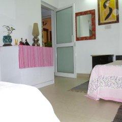 Отель Mayas Nest Кровать в общем номере с двухъярусной кроватью фото 3