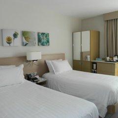 Отель Hilton Garden Inn Glasgow City Centre 4* Стандартный номер с двуспальной кроватью