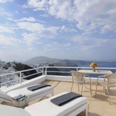 Отель Aqua Luxury Suites Апартаменты с различными типами кроватей фото 7