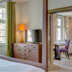 Augustine, a Luxury Collection Hotel, Prague 5* Люкс с разными типами кроватей фото 4