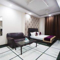 Hotel Apra Inn 3* Номер Делюкс с различными типами кроватей фото 2