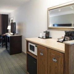 Отель Country Inn & Suites Effingham 2* Стандартный номер с различными типами кроватей фото 2