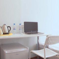 Мини-Отель Агиос на Курской 3* Стандартный номер с двуспальной кроватью фото 8