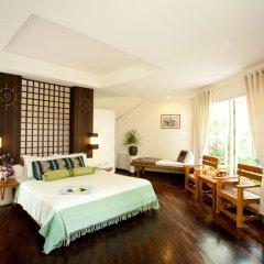 Отель Tanaosri Resort 3* Вилла с различными типами кроватей фото 6