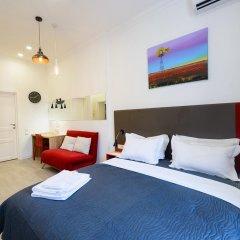 Гостиница Partner Guest House Khreschatyk 3* Студия с различными типами кроватей фото 31