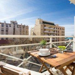 Апартаменты Apartment Romeo - Seaview & Parking балкон