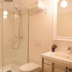 Отель Txapela Испания, Барселона - отзывы, цены и фото номеров - забронировать отель Txapela онлайн ванная фото 2