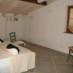 Отель Di Luna e Di Sole Стандартный номер фото 34