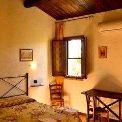 Отель Agriturismo Rivoli Сполето удобства в номере фото 2