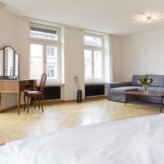 Отель Pension furDich Стандартный номер с различными типами кроватей фото 7