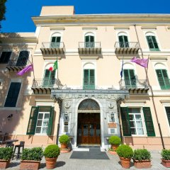 Hotel Excelsior Palace Palermo вид на фасад фото 2