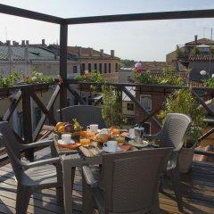 Отель Sleep in Venice балкон
