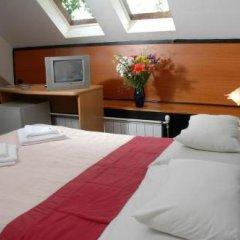 Hotel Fortuna 3* Стандартный номер с двуспальной кроватью фото 3