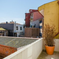 Апартаменты Charm Apartments Porto Студия разные типы кроватей фото 8