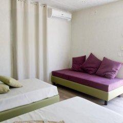 Отель Camping Village Roma Улучшенное бунгало с различными типами кроватей фото 12
