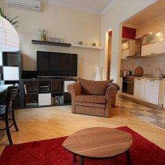 Апартаменты Four Squares Apartments on Tverskaya Улучшенные апартаменты с различными типами кроватей фото 16