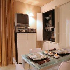 Отель Residence Sottovento 3* Студия с различными типами кроватей фото 6