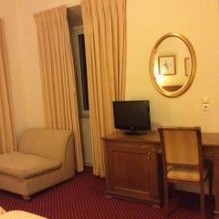 Отель Cavalieri Hotel Греция, Корфу - 1 отзыв об отеле, цены и фото номеров - забронировать отель Cavalieri Hotel онлайн удобства в номере фото 2