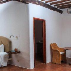 Отель Las Nubes de Holbox 3* Полулюкс с различными типами кроватей фото 36
