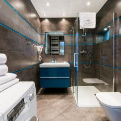 Отель EXCLUSIVE Aparthotel Улучшенные апартаменты с различными типами кроватей фото 2