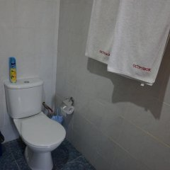 Гостиница Островок Люкс разные типы кроватей фото 9