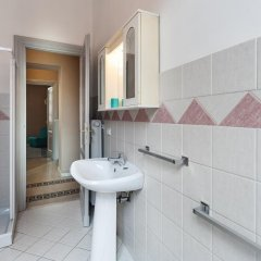 Отель HomeInn Laterano Италия, Рим - отзывы, цены и фото номеров - забронировать отель HomeInn Laterano онлайн ванная