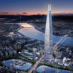 Отель Signiel Seoul Сеул спортивное сооружение