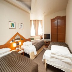 Отель Clio Court Hakata 3* Стандартный номер фото 3
