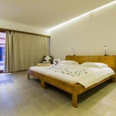 Отель The Barefoot Eco 4* Стандартный номер с двуспальной кроватью фото 5