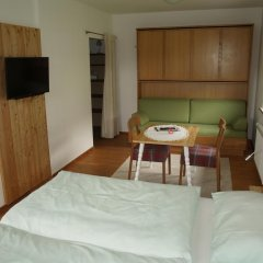 Отель Gastehaus Hubertus комната для гостей фото 5