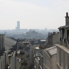 Отель Montmartre Residence Париж балкон