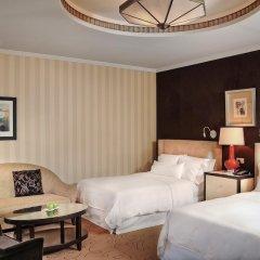 Отель The Westin Valencia 5* Номер Делюкс с разными типами кроватей фото 3