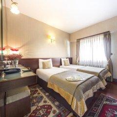 Отель Burckin 4* Стандартный номер с различными типами кроватей фото 20